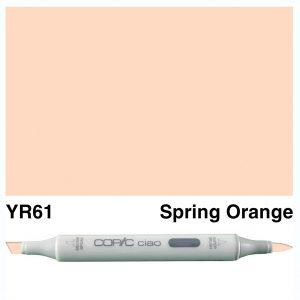 Copic Ciao YR61-Spring Orange