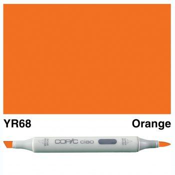Copic Ciao YR68-Orange