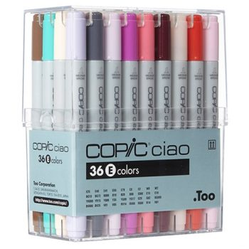 Copic Ciao Set 36E