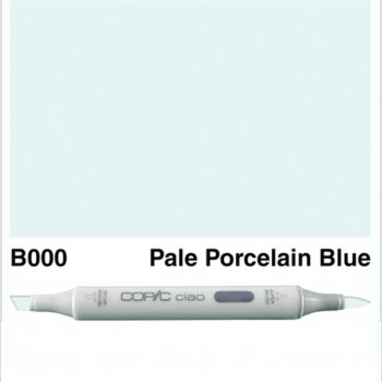 Copic Ciao B000-Pale Porcelain Blue