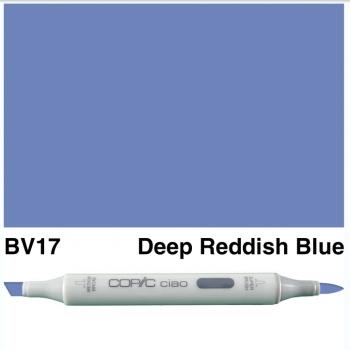 Copic Ciao BV17-Deep Reddish Blue