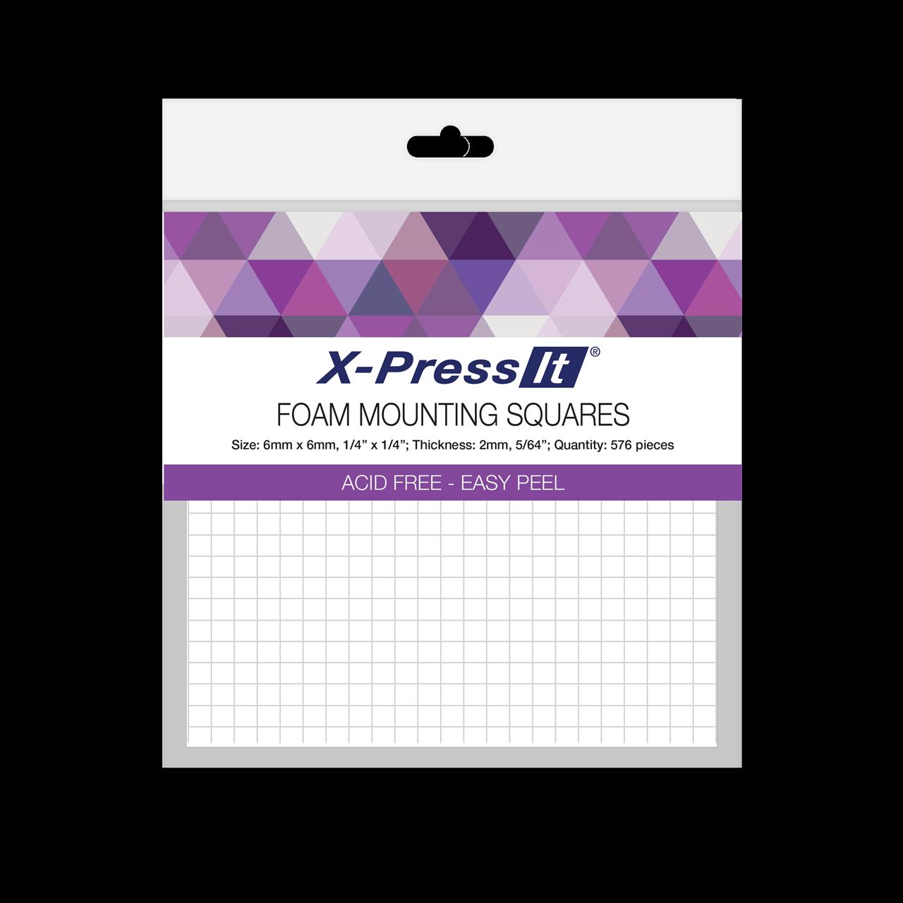 0017406_x-press-it-foam-mounting-squares-6x6mm-576pcs
