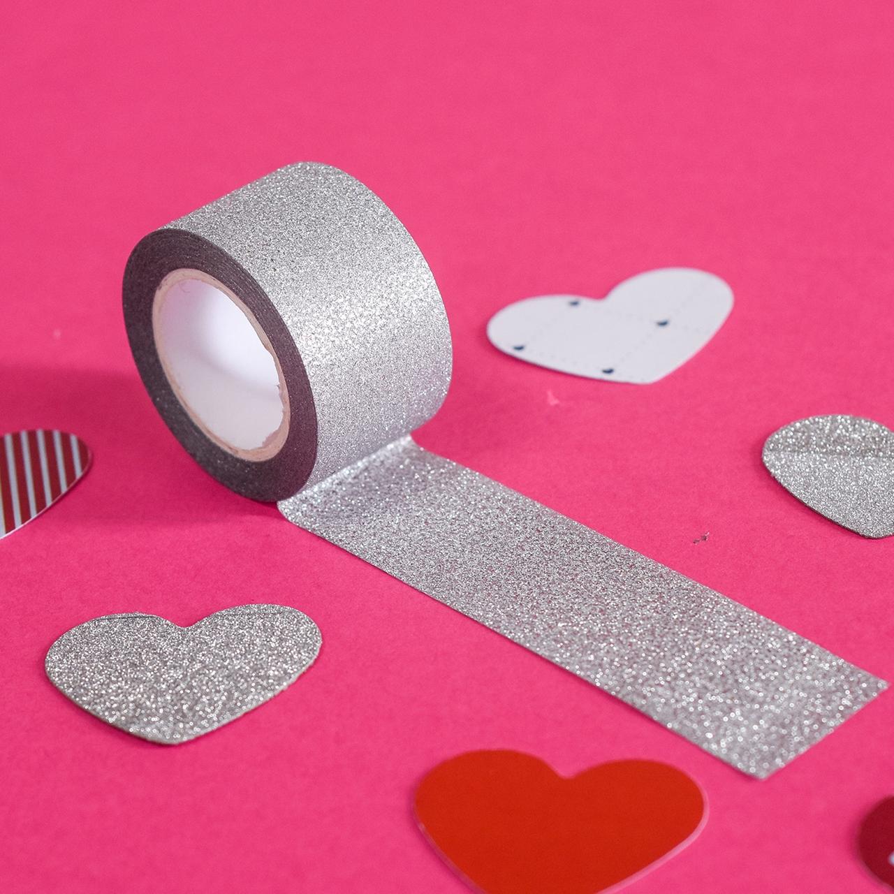 0030141_x-press-it-glitter-deco-tape-25mm-x-10m-silver