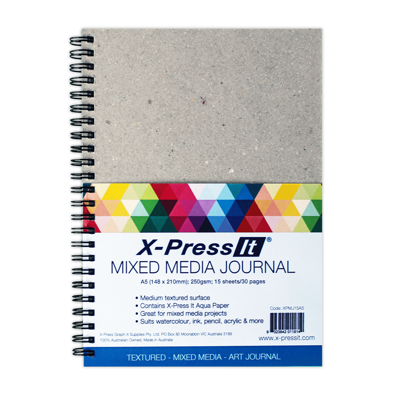 0012445_x-press-it-mixed-media-journal-a4-15-sheets